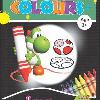 Colouring Book 1 (3+)